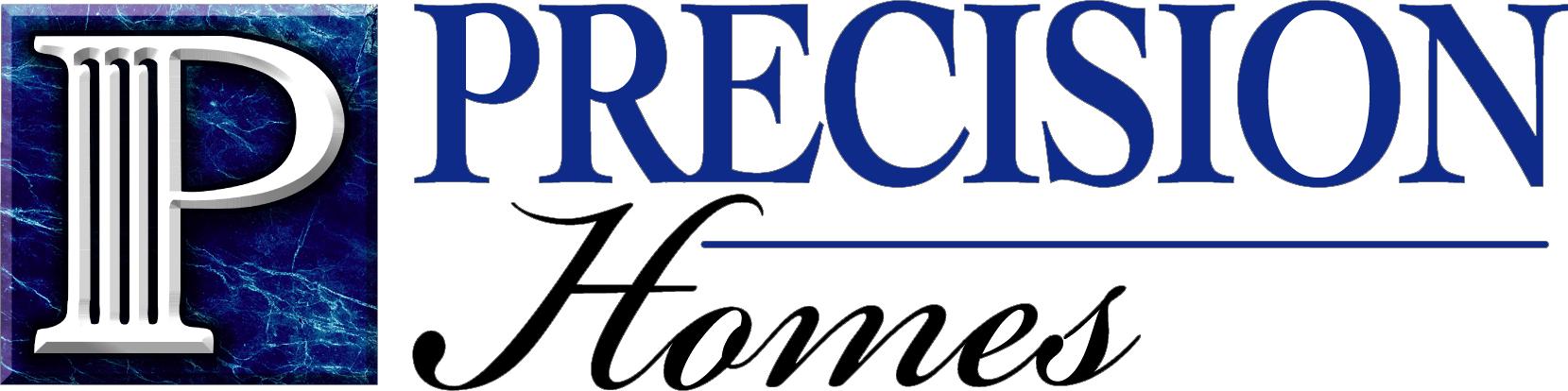 precision homes logo