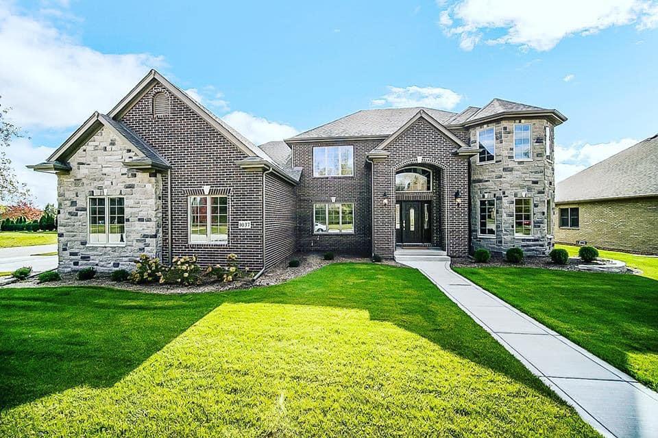 precision homes custom home builder nwi